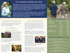 nashua sponsorship brochure